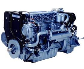 Perkins motoren